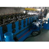 China Cold Rolled European Standard Cable Tray Roll Former Production Line wholesale