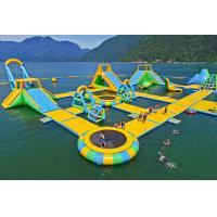 Buy cheap Giant Inflatable Water Park Games / Harrison Exciting Aqua Park Equipment For from wholesalers