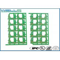 China Aluminum Pcb Printed Circuit Board 2 Layers Single Side 1OZ Copper 1.2MM Thickness wholesale