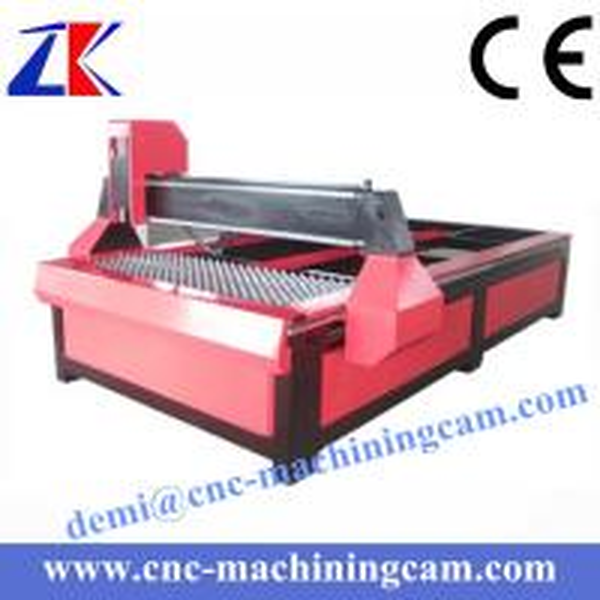 Quality cnc plasma cutting machine ZK-1325(1300*2500mm) for sale