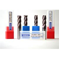 Buy cheap Extra Long Solid Carbide Square Corner Radius End Mill / Aluminum End Mill from wholesalers