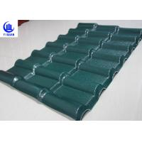 China Asa Coated Synthetic Resin Color Stable 10 Years Fire Froof Roofing Sheet wholesale