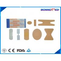 China BM-7014 Hot Sale High Quality Adhesive PE/PU/Non-woven Medical Wound Plaster Waterproof on sale