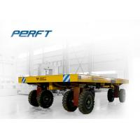 China 5 ton transfer cart High using frequency dump trailers in warehouse on sale