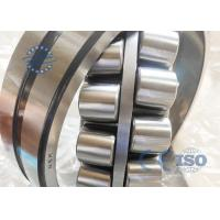 China 22207split FAG Spherical Roller Bearing Brass Steel Cage For Heavy Duty And Shock Loads wholesale