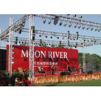 Buy cheap On Stage Aluminium Lighting Truss For Performance Corrosion Resistance from wholesalers