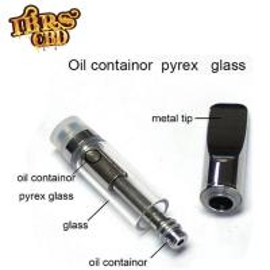 China Wholesale CBD cartridge A3 glass vape pen oil cartridge 0.3,0.5,1ml capacity on sale