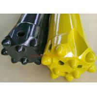 Buy cheap High Pressure Forging Rock Drill Bit Button Bit Cold Pressing 7° 11° 12° from wholesalers