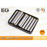 "China Fine Extruded Solid Graphite Rod 0.25"" OD 12"" L For Melting Mixing GOLD Silver wholesale"