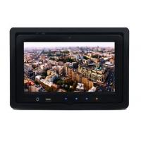 China 9 Inch Android Touch Screen With Bus Vehicle Back Seat Installation For Information System For Toursit Fleet wholesale
