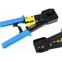 China CAT5E / CAT6 LAN Cable Accessories Shield / Unshield Crimping Tools Crimper wholesale