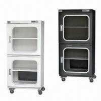Buy cheap Desiccate Cabinet/Dry Box, Capacity of 240L, Microcomputer, Low Power Consumptio from wholesalers