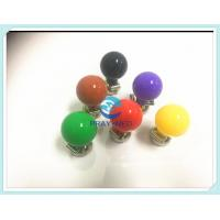 China Multifunction Reusable ECG Electrodes Adapters Chest Suction With Bule / Grey Bulb wholesale