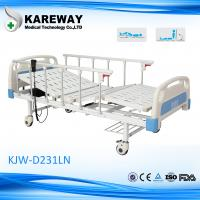 Safety 2 Motors Electric Icu Bed High Low Bed Hospital