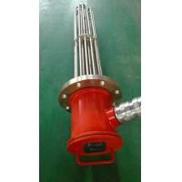China Portable Industrial Immersion Heater With Adjustable Thermostat Function wholesale