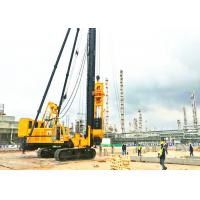 Concrete Pile Hydraulic Pile Hammer / Pile Hammer Equipment Energy Saving