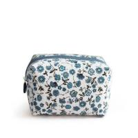 Buy cheap Promotional Printed Floral Canvas Cosmetic Bags / Canvas Makeup Bags from wholesalers