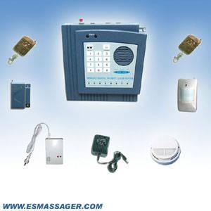China Wireless Home Burglar Alarm wholesale