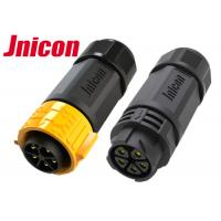 China Male Female IP67 Waterproof Connector PPA M25 Straight Aviation Inline wholesale