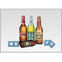 Buy cheap Beer Label Vacuum Metallized Paper Laminate Sheets Chemical Type , Width 200mm from wholesalers