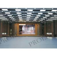 China High Stability Indoor Full Color LED Display Large Viewing Angle Multi Function on sale