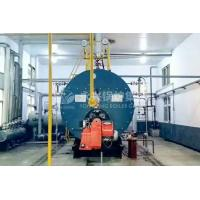 China Horizontal Gas Fired Hot Water Boiler Condensing Boiler Hot Water Tank wholesale