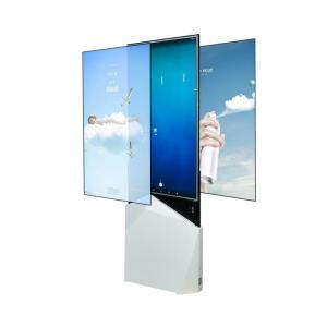 "China Android 5.1 OS 55"" 450cd/㎡ 1920*1080P LCD Digital Signage wholesale"