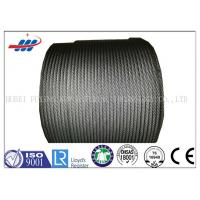 China Steel Rotation Resistant Wire Rope For Crane 35Wx7 , DIN / EN Standard wholesale