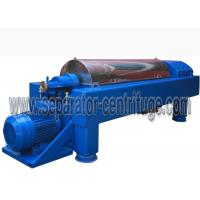China Sludge Dewatering Wastewater Treatment Plant Equipment ,  Decanter Centrifuge on sale