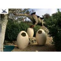 Buy cheap Animatronic Giant Dinosaur Eggs Models For Jurassic Park Decoration 5 Meters from wholesalers