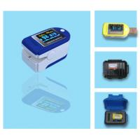 China 2013 New Product Portable fingertip pulse oximeter spo2 monitor on sale