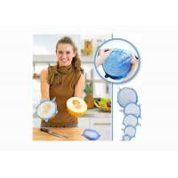 China Easy Clean Silicone Stretch Food Covers Easy Clean 6 Pack Various Sizes wholesale