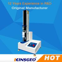 China Computer Display Material Tensile Universal Testing Machine 2KN For Fabric / Leather Materials wholesale