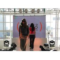 China Seamless PH4.81 Led Video Panel Electronic Advertising Screens For Outside Fashion Show wholesale