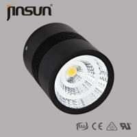 China LED Surface-Mounted Downlights with durable Matte black/white housing, lens/reflection cup wholesale