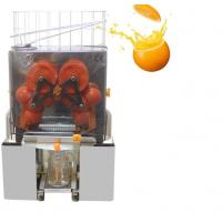 China Electric Orange Juicer Machine / Fruit  Extractor Machines Table Top wholesale