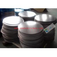China Aluminum circle,triply circle, clad metal for cookware,kitchenware used and deep drawing wholesale
