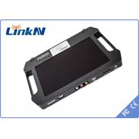 Narrow Bandwidth Portable Video Receiver Strong Anti Multipath Interference Ability