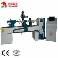 China New factory supplying CNC wood lathe machine with high quality to rotary and flat engrave customize wholesale