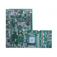 Buy cheap Green Six Layer HDI Multilayer PCB Printer Multi Circuit Boards 0.1mm from wholesalers