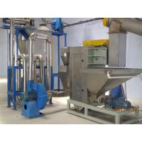 China Industrial PET Bottle Washing Recycling Line , Plastic Bottle Compactor wholesale