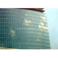 China Curve / Flat Laminated Safety Glass Minimum Size 250 Mm-350 Mm Solid Structure wholesale