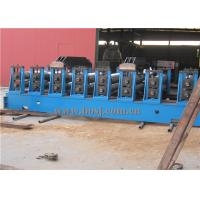 Buy cheap Waste Treatment Profile Sheet Making Machine 440V 50HZ 3PH Galvanized Steel from wholesalers