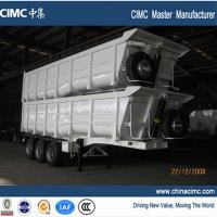 China hot selling dump trailer , hydraulic dump trailer , tractor hydraulic dump trailer on sale