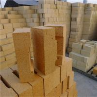 China ISO Refractory Fire Bricks BG-96A Silica Brick Lower Porosity Clay Brick wholesale