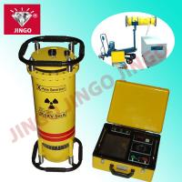 China NDT protable panoramic directional X ray flaw detector with inner glass x-ray tube 3506 wholesale
