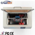China PEEK CreatBot 3D Printer 110V / 220V Voltage With Automatic Leveling Platform wholesale