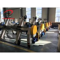 Buy cheap Electric Shaftless Mill Roll Stand / Reel Stand For Single Facer Line from wholesalers