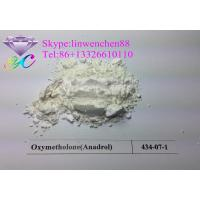 China Shipping Domestic Canada Oral oxymetholone Anadrol Trenbolone Steroids 99% Top purity 100mg/1ml/vials wholesale