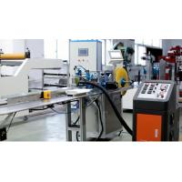 Buy cheap PLLG-1 Semi-auto Cabin Air Filter Gluing Machine for making Cabin air filter from wholesalers